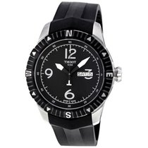 Tissot T-Navigator Automatic Black Dial Mens Watch T0624301705700