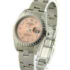 Rolex Ladies-Date / Steel with Oyster Bracelet