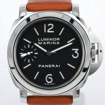 Panerai Luminor Marina 44mm Hand Winding PAM 111 steel