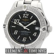 Breitling Aeromarine Coltocean Stainless Steel 38mm Ref. A17050