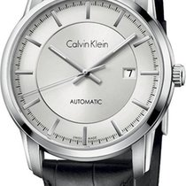 ck Calvin Klein Infinite Automatic K5S341C6 Herren Automatikuh...