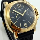 Panerai Luminor Marina PAM140 Ingot 18K Carbon Dial Collectors