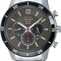 Pulsar WRC PX5045X1 Herrenchronograph Klassisch schlicht