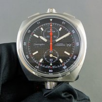 Omega Seamaster Bullhead Chronograph Co-Axial Black dial