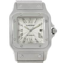 Cartier Santos Galbee Mens Automatic Steel Watch W20055d6