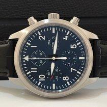 IWC Pilot Day-date Chronograph Automatico 42mm Com Certificado