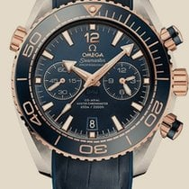 Omega Seamaster Planet Ocean 600 M Omega Co-Axial Master...
