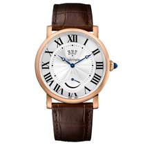 Cartier Rotonde Automatic Mens Watch Ref W1556252