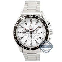 Omega Seamaster Aqua Terra GMT 231.10.44.52.04.001