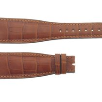 Roger Dubuis Leather alligator Brown Strap 25/16
