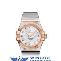 Omega - Constellation Co-Axial 35 MM Ref. 123.20.35.20.52.001