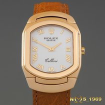 Rolex Cellini 18K Gold 6633 Men's  Watch