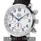 Ulysse Nardin Marine Collection Annual Chronograph White Dial...