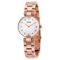 Rado Ladies Couple Rose Gold-plated Watch