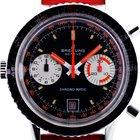 Breitling Chrono-Matic Vintage Chronograph in Edelstahl...