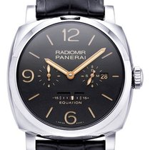Panerai Radiomir 1940 Equation of Time 8 Days Acciaio PAM00516