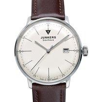 Junkers Bauhaus 6070-5 Quartz Watch Swiss Movement 30m Wr...