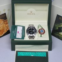 Rolex Oyster Perpetual Submariner Date W-Serial Box/Papers 40mm