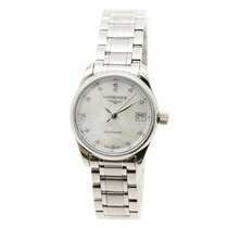Longines Master Stainless Steel Silver Automatic L2.128.4.87.6