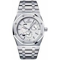 Audemars Piguet Royal Oak Dual Time Stainless Steel Watch