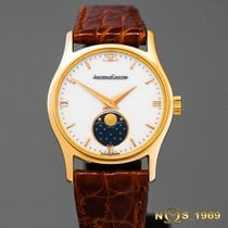 Jaeger-LeCoultre Moonphase 18K Gold Lady Box