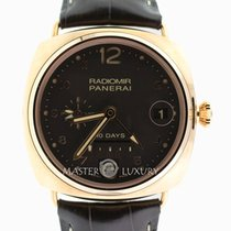 Panerai PAM  497 Radiomir 10 Days GMT Oro Rosso Special Edition