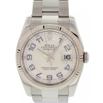 Rolex Oyster Perpetual Datejust Arabic Dial 116234