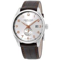 Hamilton H42515555 Watch Jazzmaster Maestro Mens Silver Dial ...