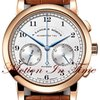 A. Lange &amp; Shne 1815 CHRONOGRAPH FLYBACK ROSE GOLD...