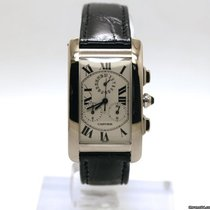 Cartier Tank Americaine Chrono 2312