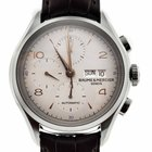 Baume & Mercier 10123 Clifton Chronograph Automatic Watch
