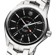 TAG Heuer Link Calibre 7 Twin-Time Automatik Herrenuhr...