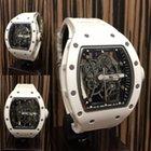 Richard Mille RM55 BUBBA WATSON WHITE ATZ AND TITANIUM