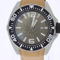 Zannetti Piranha Diver Automatic Steel limited