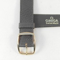 Omega 18 mm grey cow leather Omega band strap bracelet 14mm...