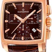 Candino Elegance C4375/A Herrenchronograph Swiss Made