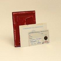 Omega Certificate Zertifikat Warranty