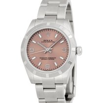 Rolex Oyster Perpetual 31 Ladies Midsize 177210-PNKSAO 31mm...