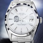 Rolex 1500 Original Oyster Perpetual Mens Kennedy Dial Date...