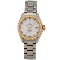 Omega Seamaster Aqua Terra 150m Co Axial Ladies Watch –...