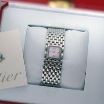 Cartier Panthère ruban acier