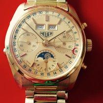 Heuer Golden hours Carrera 12 Dato Valjoux 88.6