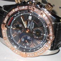 Breitling Chronomat Evolution 18K Rose Gold Diamond