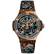 Hublot BIG BANG SUGAR SKULL GOLD 41 MM