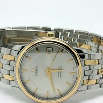 Omega DeVille Prestige Chronometer Automatic Stahl/Gold