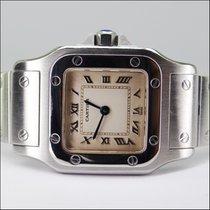 Cartier Santos Lady Stahl Quartz Ref. 9057930
