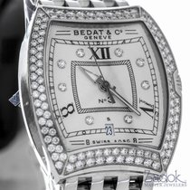 Bedat & Co No. 3 0.99 ct Diamonds 28mm Ladies' Stainless...