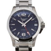 Longines Conquest 41 Automatic GMT