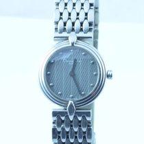 Dior Damen Uhr 25mm Mit Orig. Stahl Band Stahl/stahl Schöner...