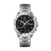 TAG Heuer Link 43mm Chrono Date Automatic Mens Watch Ref...